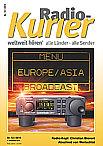 Titelbild Radio-Kurier – weltweit hören, Heft 12/2014